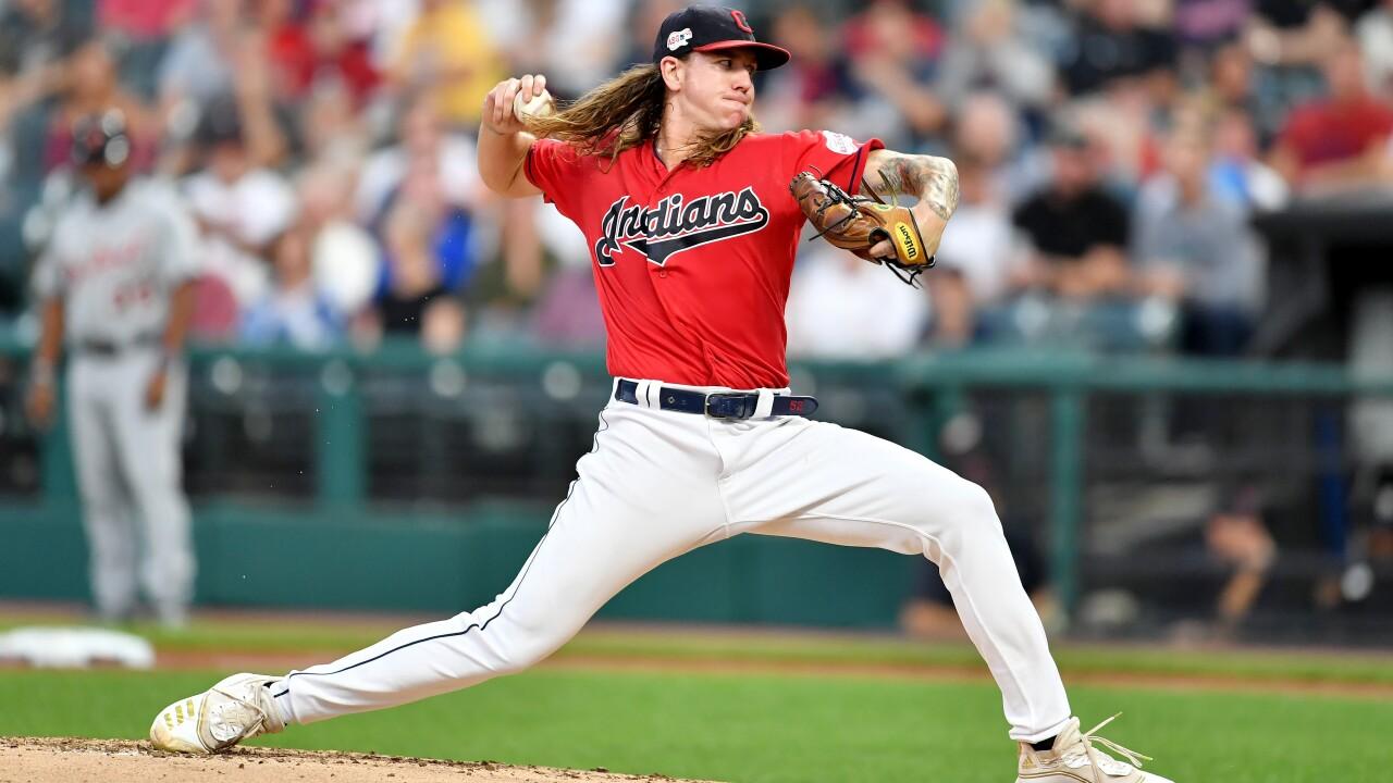 rotaciones de MLB