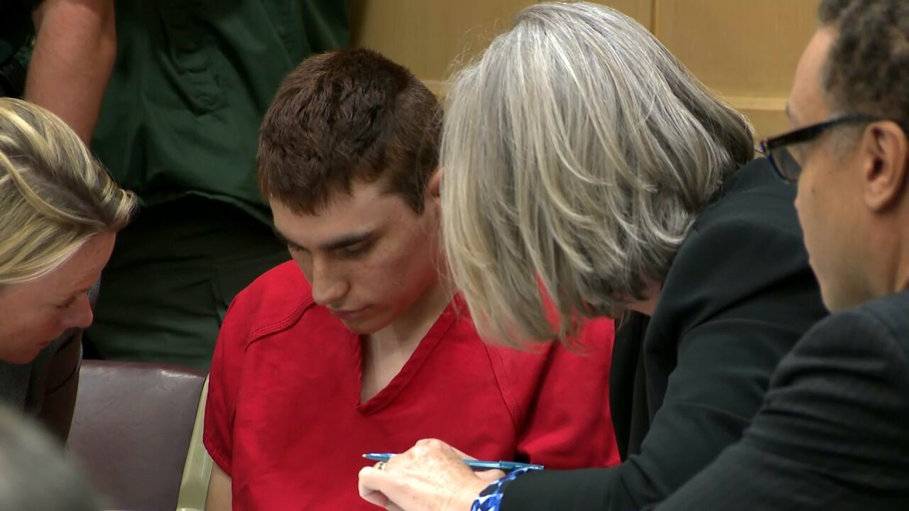 Parkland shooter has inheritance money coming, public defenders say he should get new attorneys