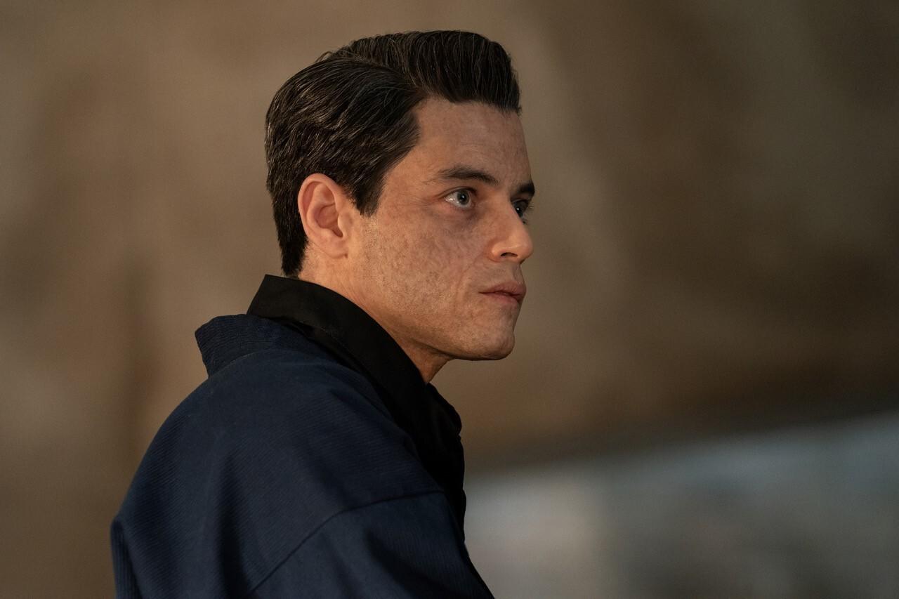 Rami Malek in 'No Time to Die'