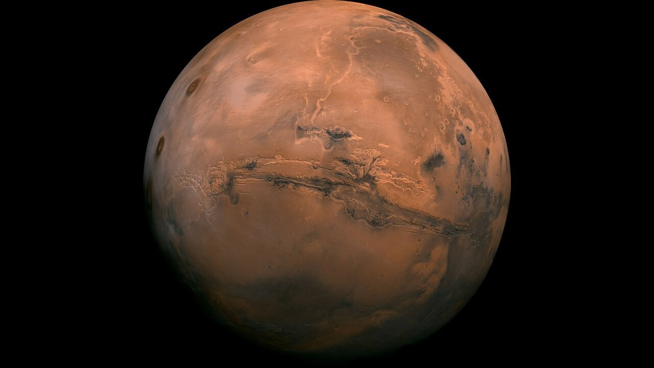 NASA wants to land astronauts on Mars by 2033
