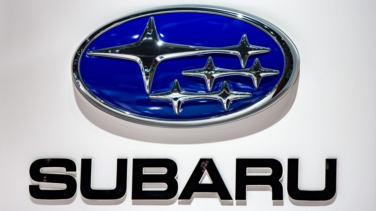 Subaru is recalling 250,000 cars that could lose power while driving