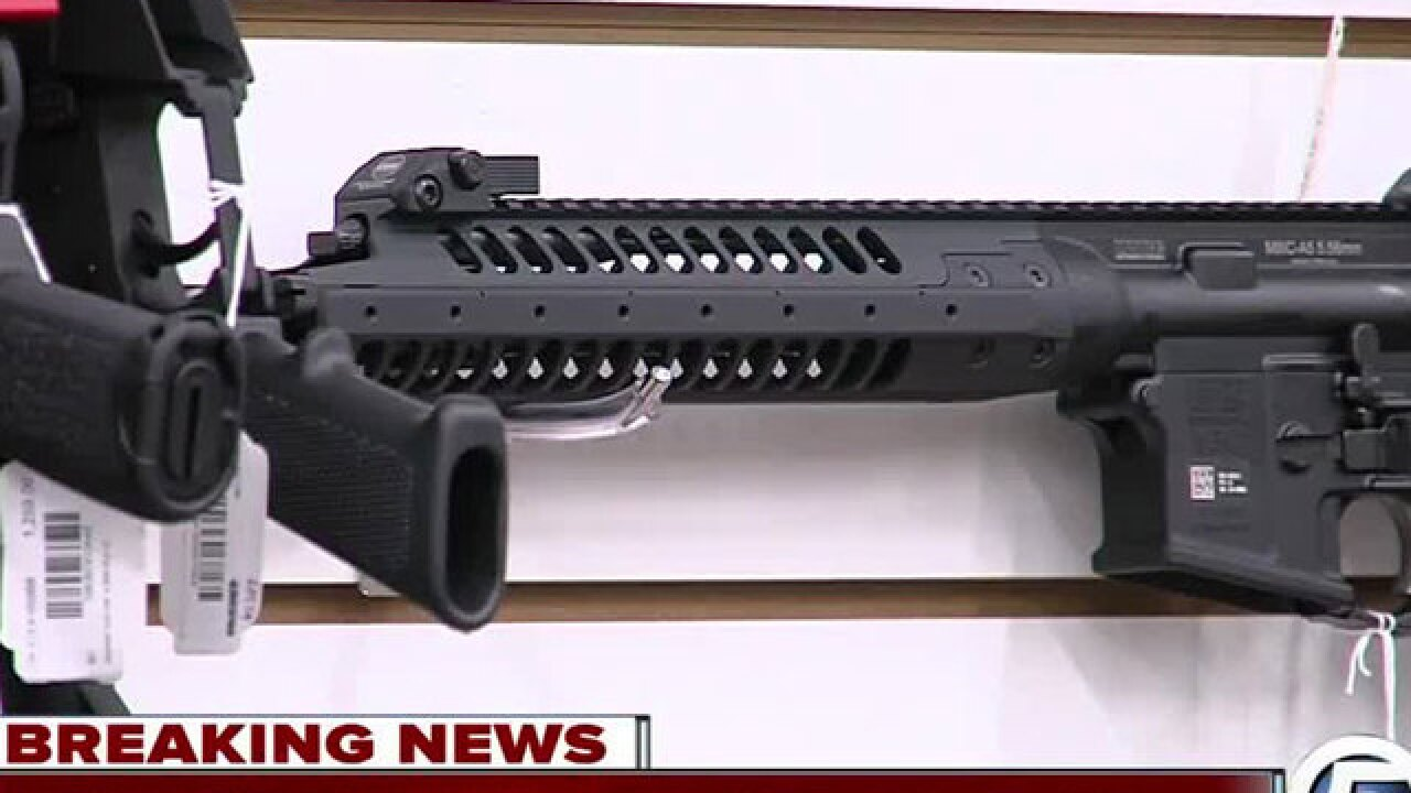 Parkland school shooter used AR-15 type rifle