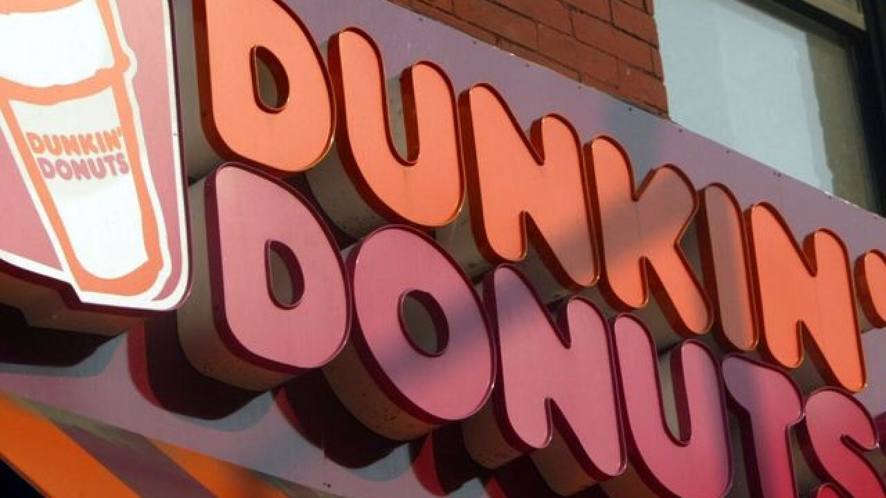 Dunkin' Donuts to change name