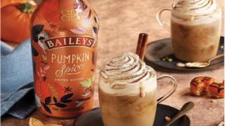 Pumpkin Spice Baileys Irish Cream Is Back For A Limited Time