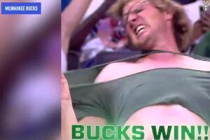 T-shirt ripping Bucks fan joins other legendary Bucks viral moments