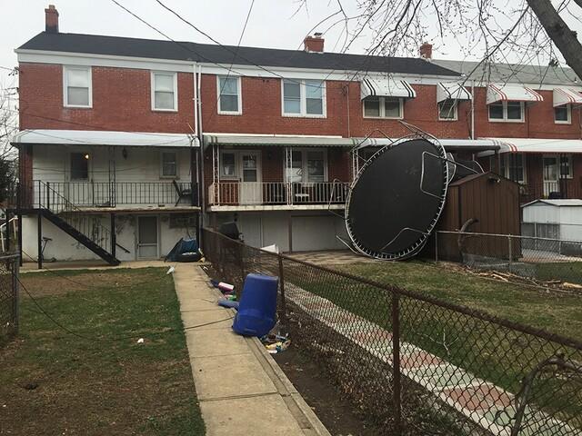 PHOTO: Severe Thunderstorm hits Maryland