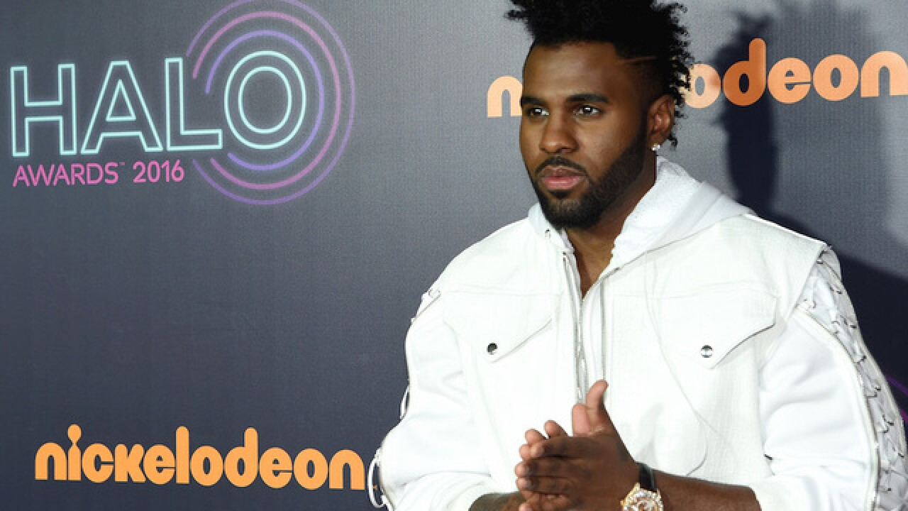 Jason Derulo claims racial discrimination by American Airlines