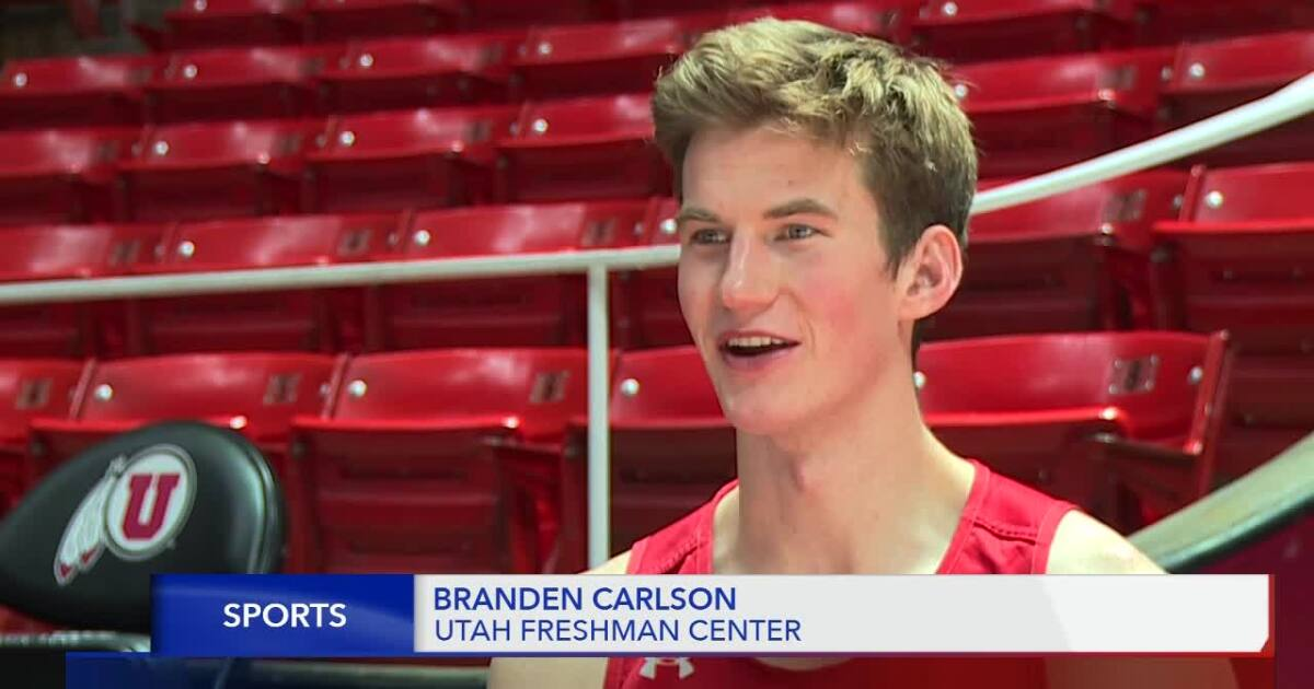 Former Bingham star settling into big man role for the Utes