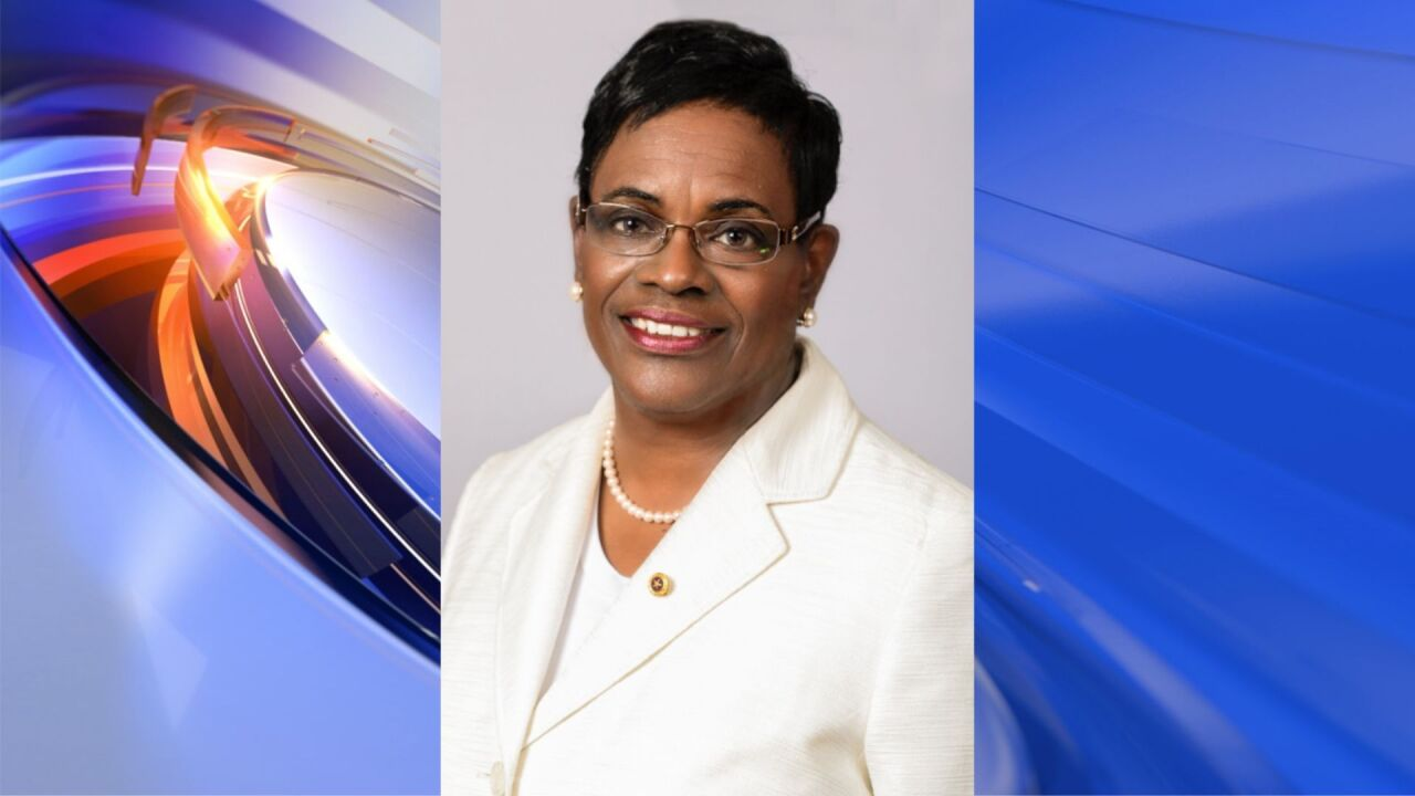 Newly installed President of American Gold Star Mothers is from HamptonRoads