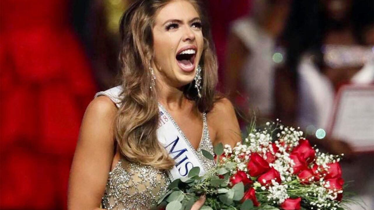 Miss South Florida Fair wins Miss Florida crown