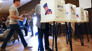 Wisconsin sees highest midterm election turnout on record