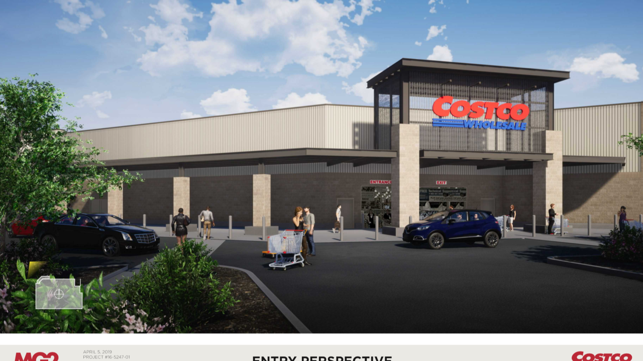 Costco artist rendering Surprise