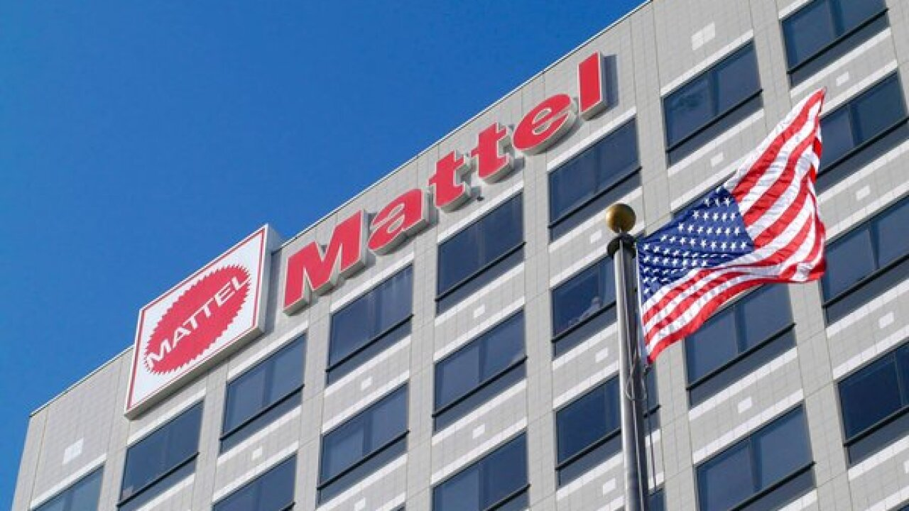 Mattel is laying off more than 2,200 workers after Toys 'R' Us went bankrupt