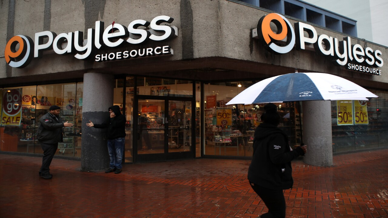 Payless is planning to open more stores after bankruptcy