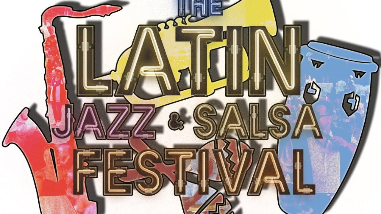 The 12th Annual Latin jazz and Salsa ShowFestival