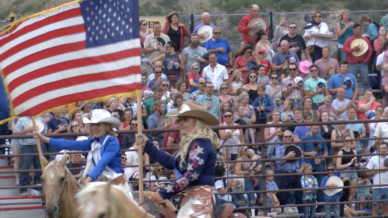 Livingston Roundup Rodeo