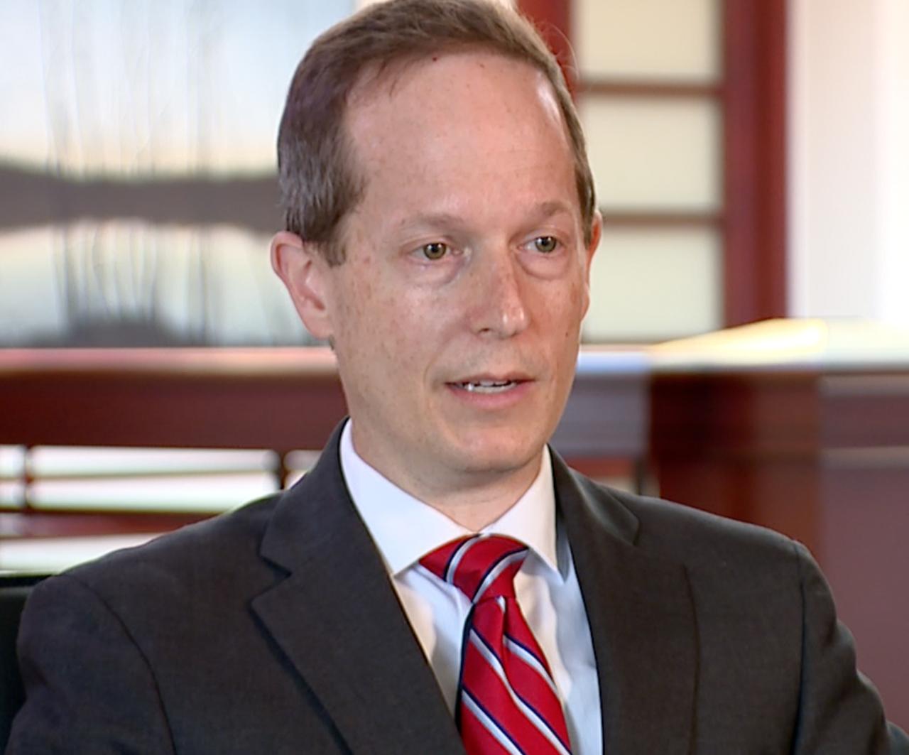 Former United States Attorney Ben Glassman