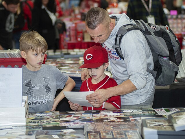 Opening day at Redsfest 2018