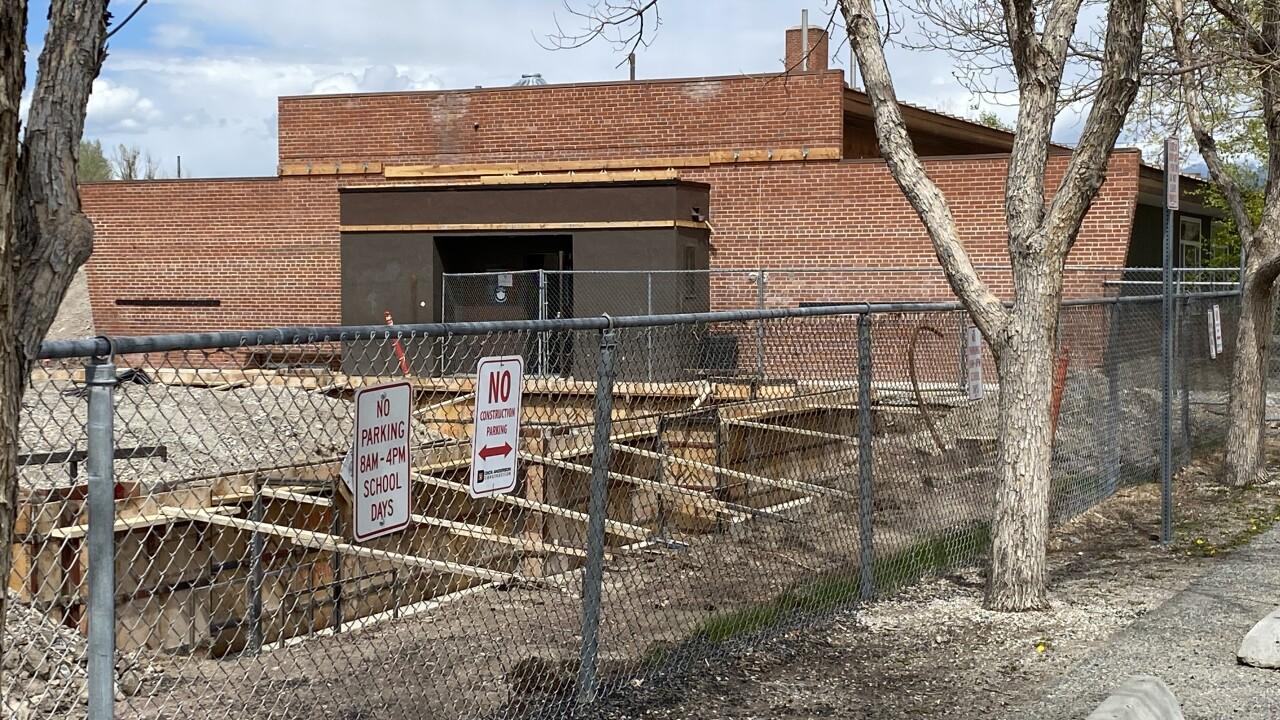 Townsend School Construction