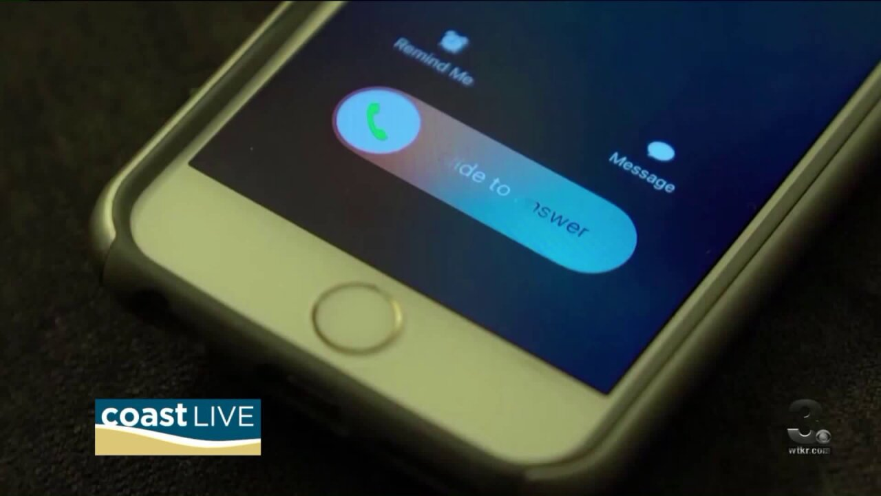 Efforts to end pesky robocalls on Coast Live
