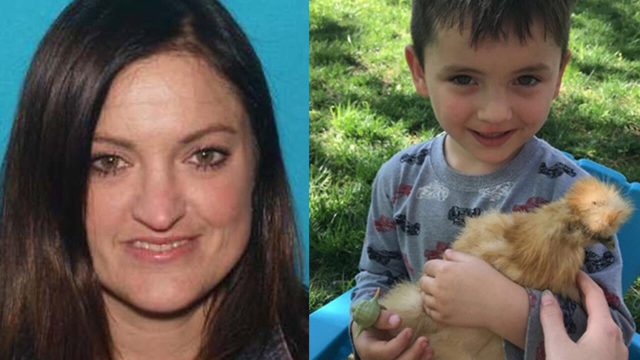 UPDATE: Missing 4-year-old boy found safe
