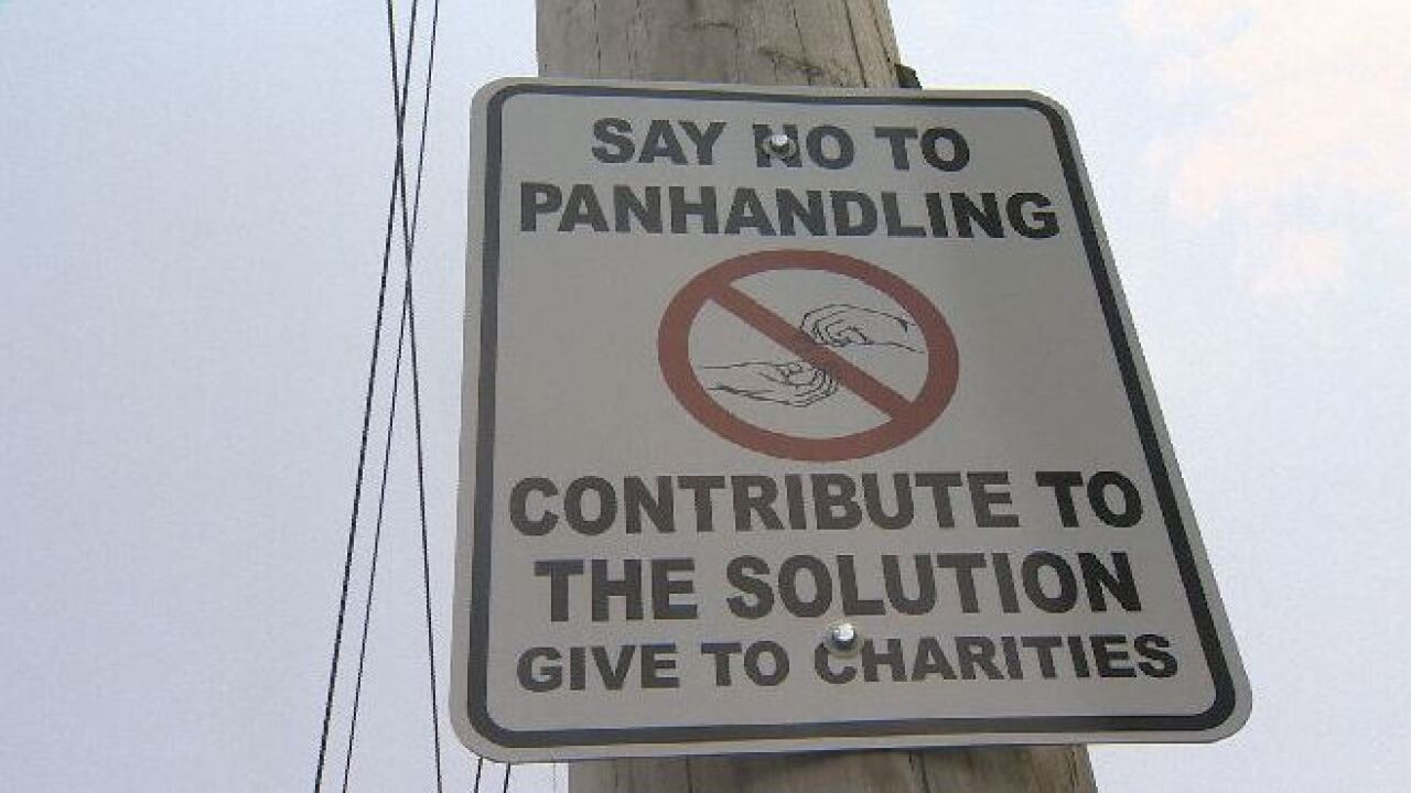 No panhandling in Cookeville