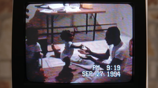 Filmmaker reunites family with VHS tape showing baby's first steps in 1994