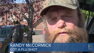 St. Vincent DePaul helps provide flu shots for transients in Great Falls