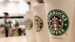 Starbucks launches delivery service
