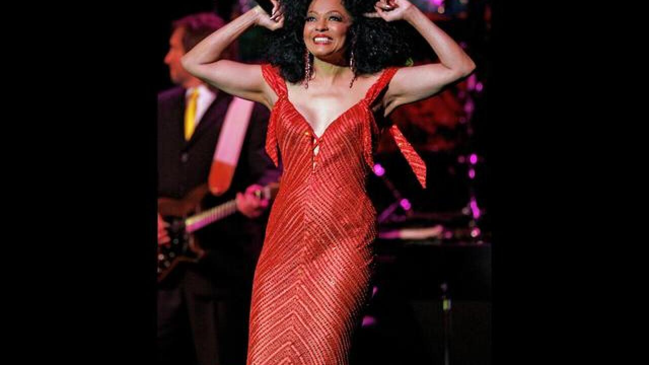 Diana Ross returns to the Venetian Theatre