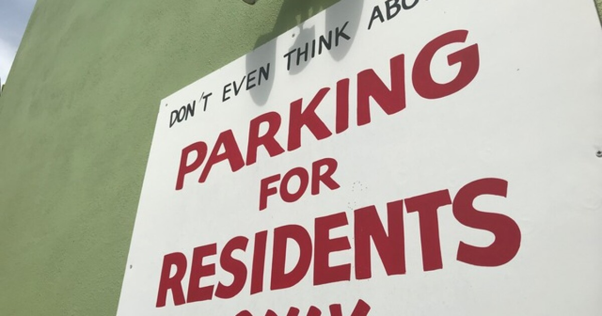 A parking ticket on St  Pete Beach will now cost you more