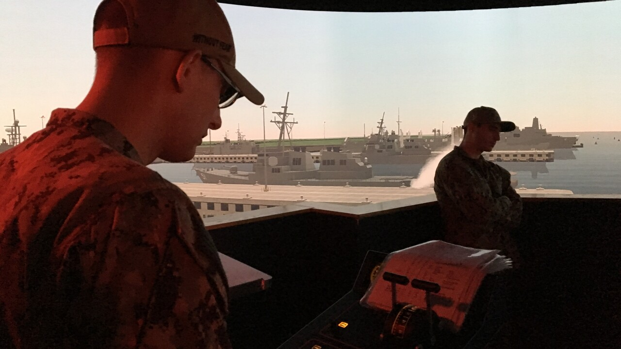 Surface Line Week gets underway as Sailors compete to showreadiness