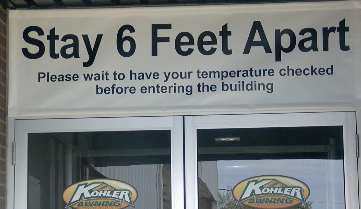 Kohler Awning 6 Feet