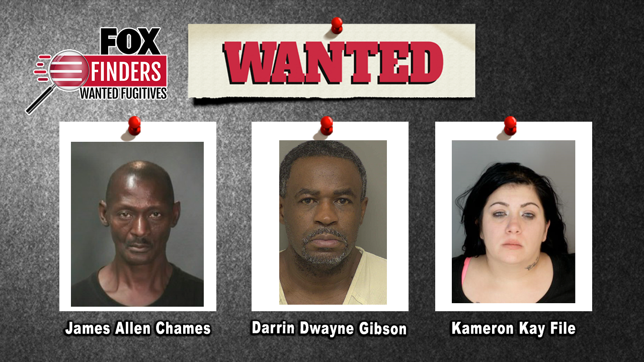 FOX Finders Wanted Fugitives - 5-10-19