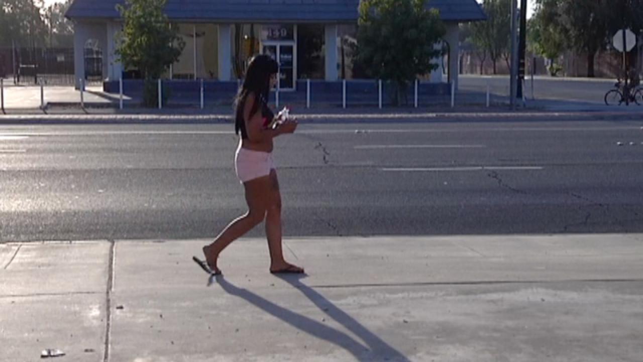 Delano PD arrest four in prostitution sting