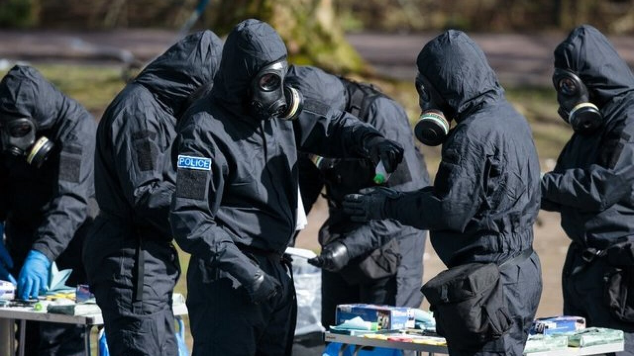 Skripal poisoning: Accused Russians claim they were simply tourists in UK