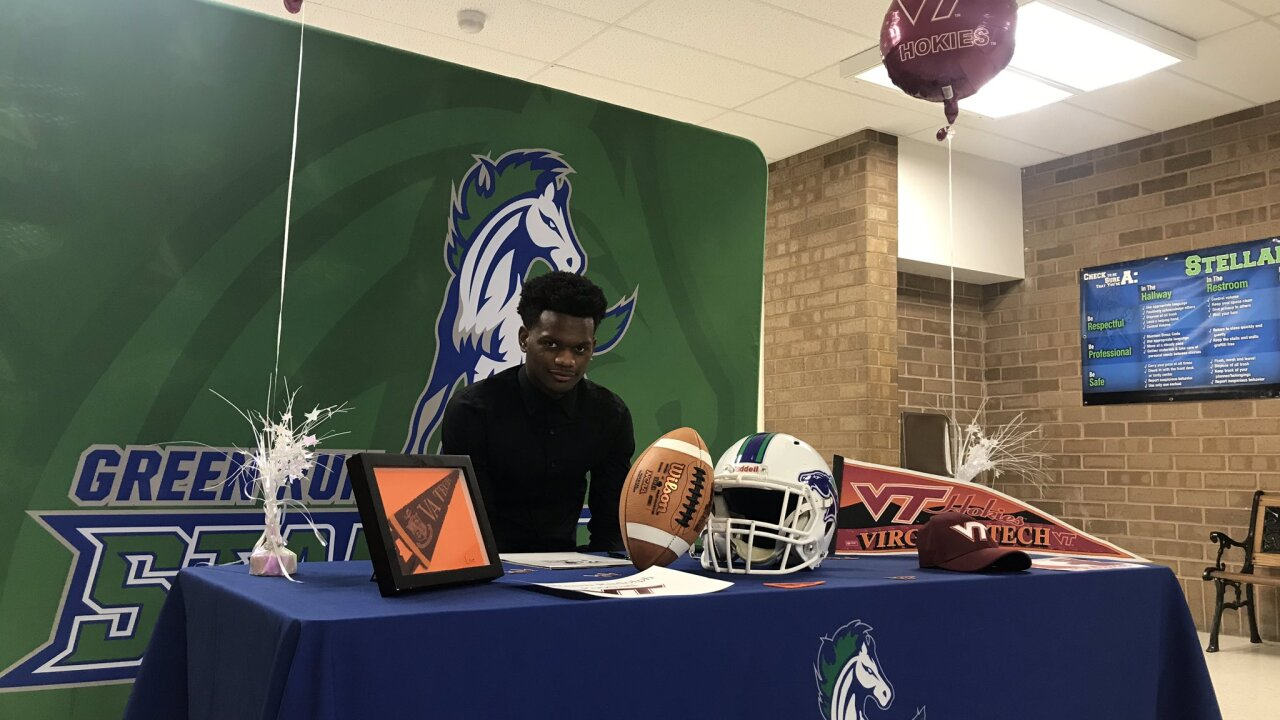 H.S. football early signing day: Top area recruits ink scholarship offers
