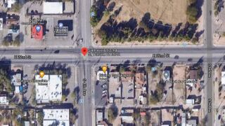22nd st closed due to pedestrian collision