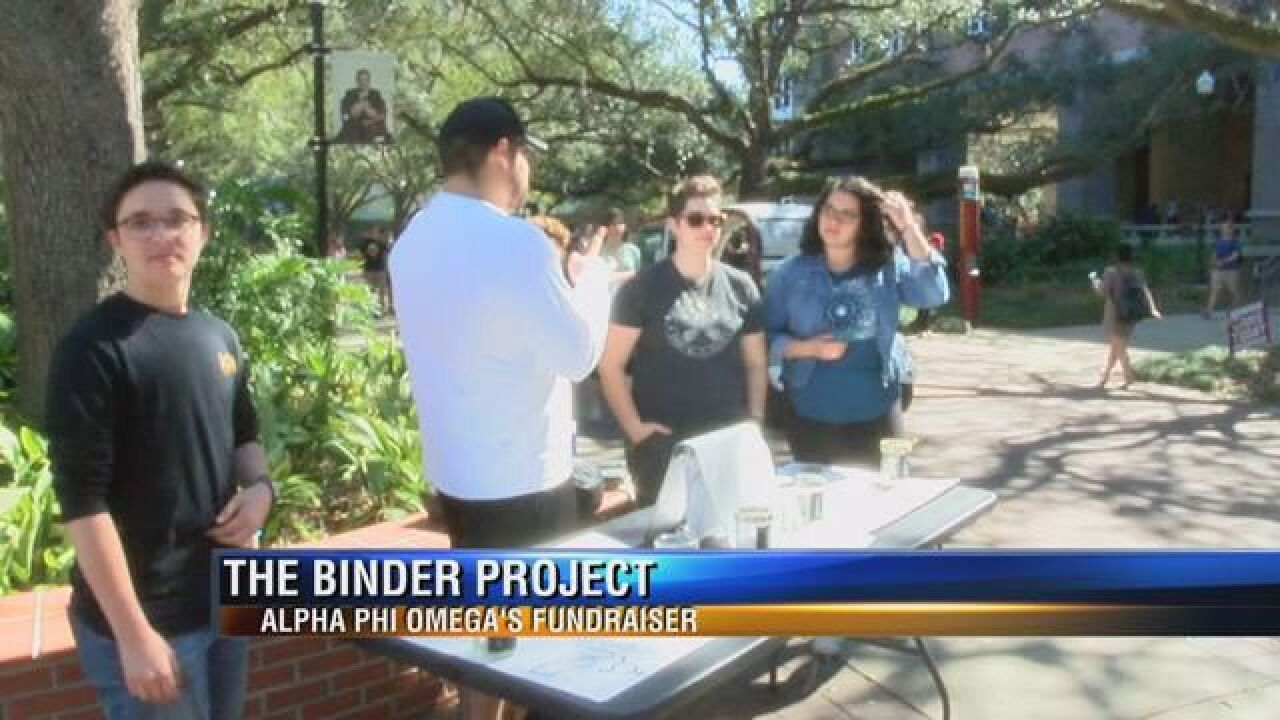 Florida State Students Donate Binders to Transgender People