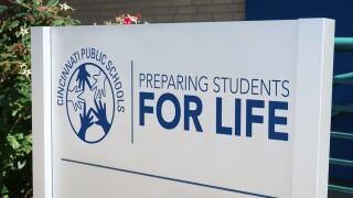 Cincinnati Public Schools CPS logo