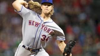 Trade Rumors: Brewers reportedly interested in Syndergaard, Bumgarner