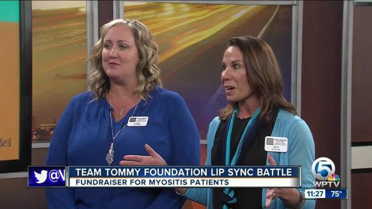 Lip sync fundraiser to be held