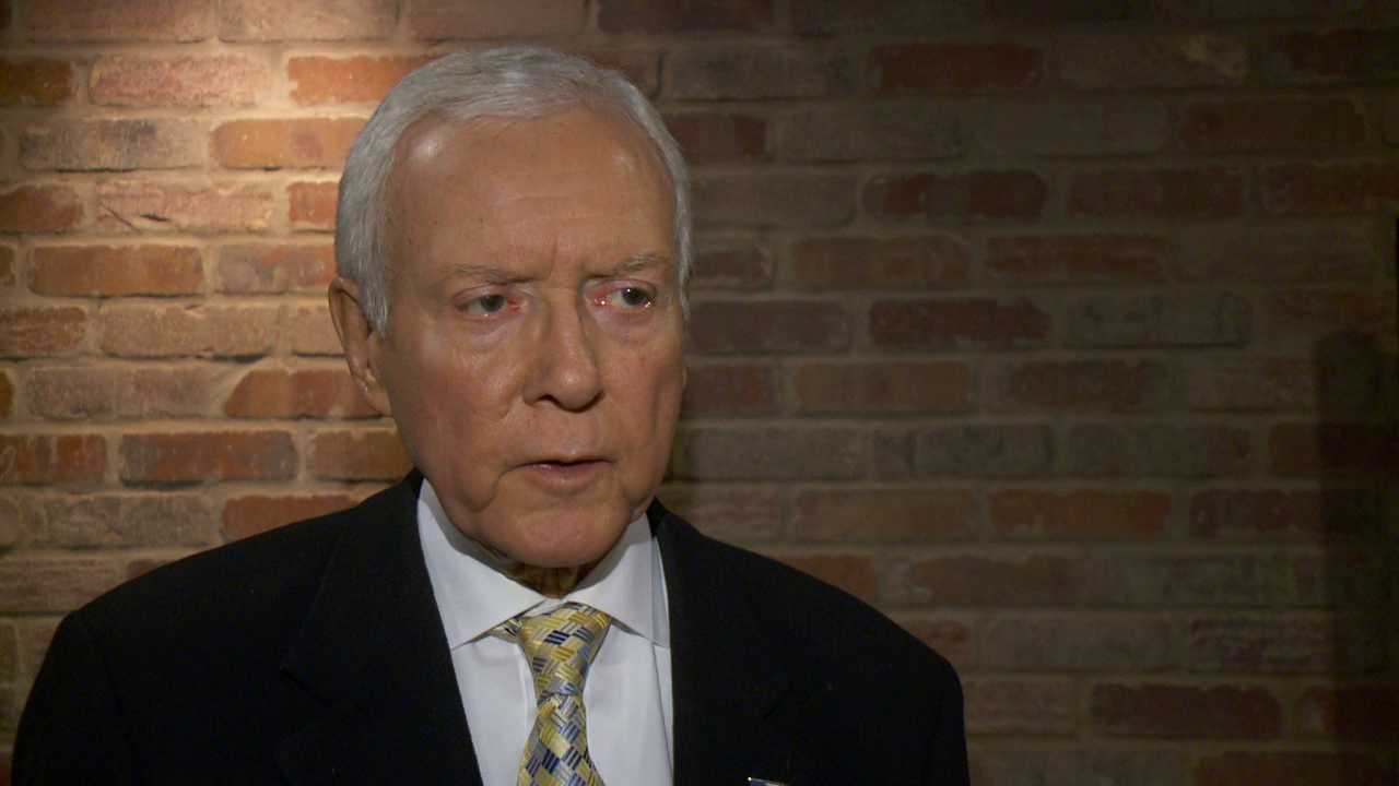 Native Americans demand apology from Sen. Hatch for 'racially charged' remarks