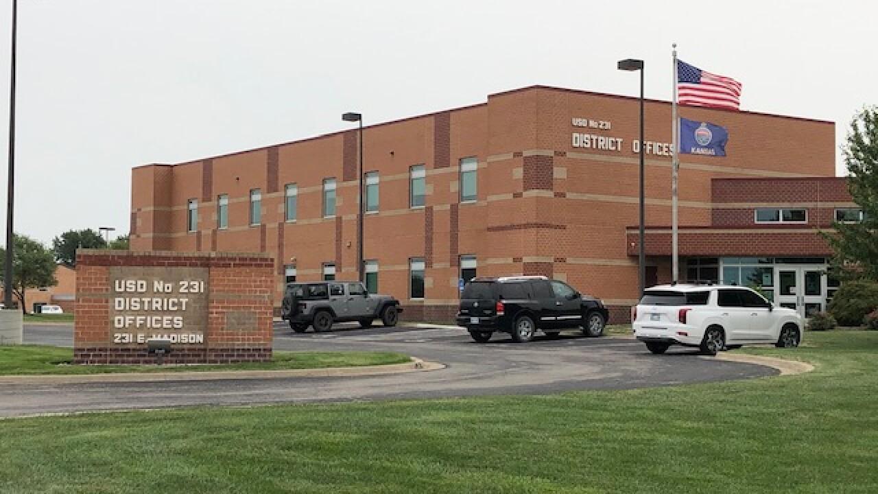 Gardner Edgerton School District offices