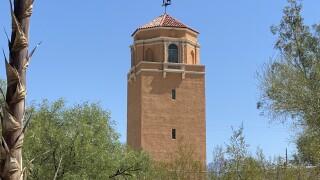 El Conquistador Water Tower