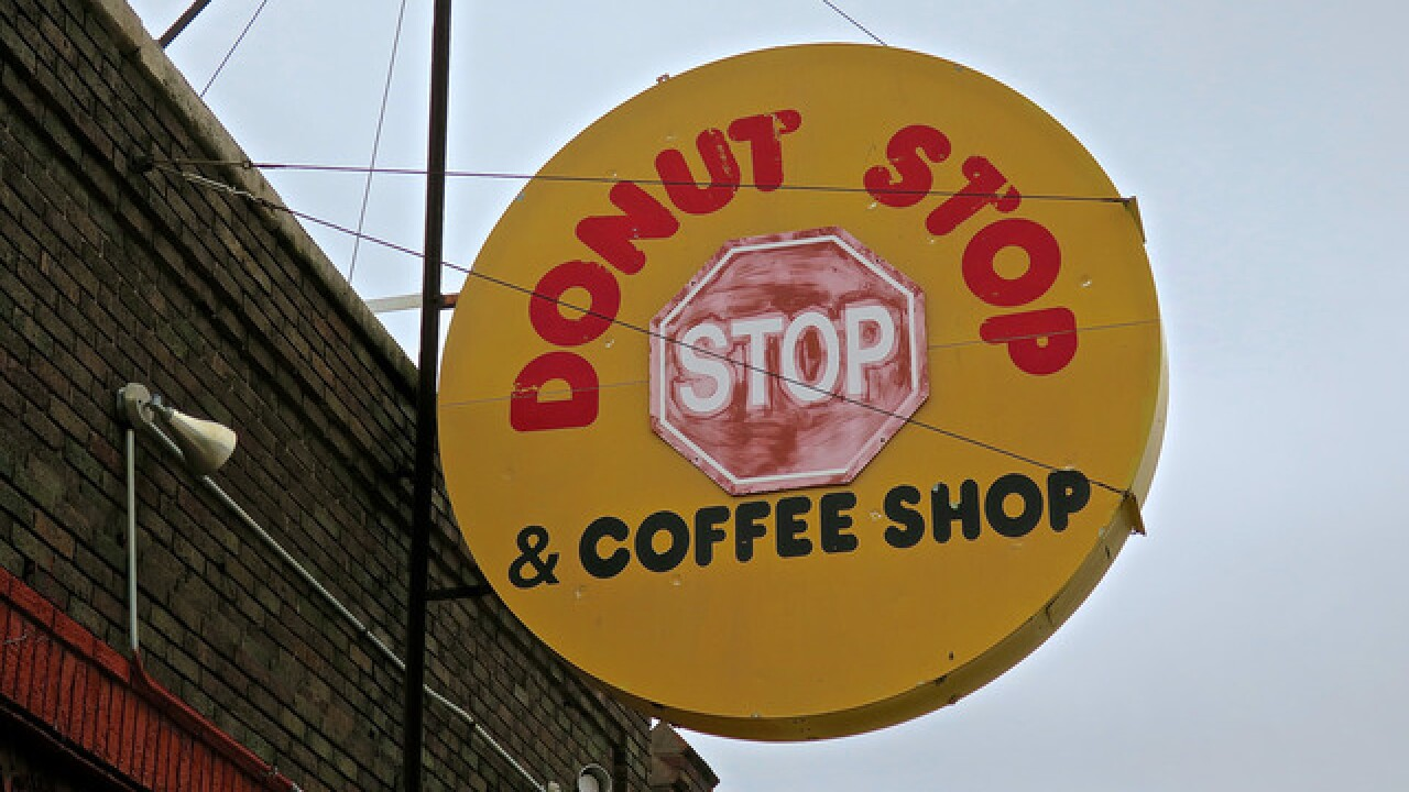 The Donut Stop to close