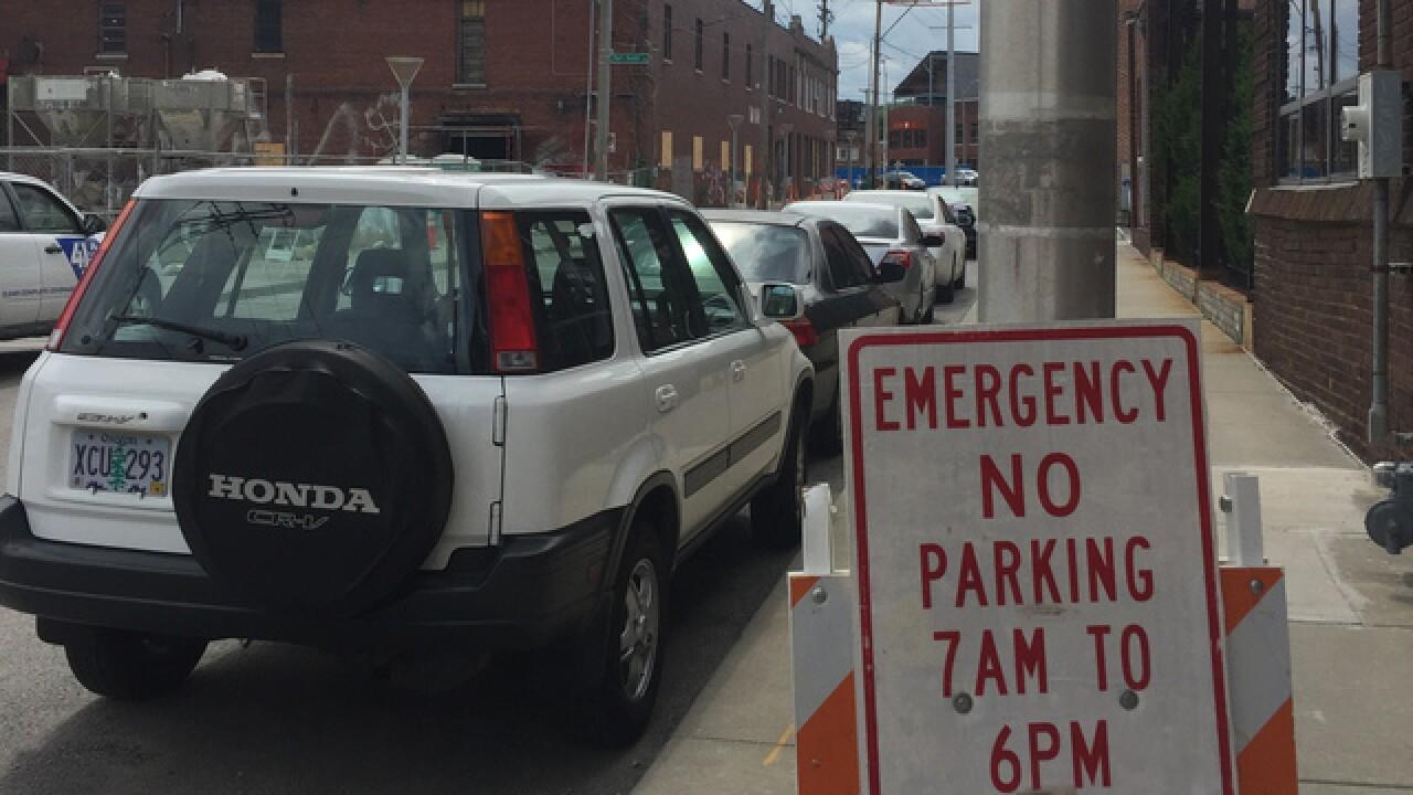 KC: 3rd party will enforce parking in Crossroads