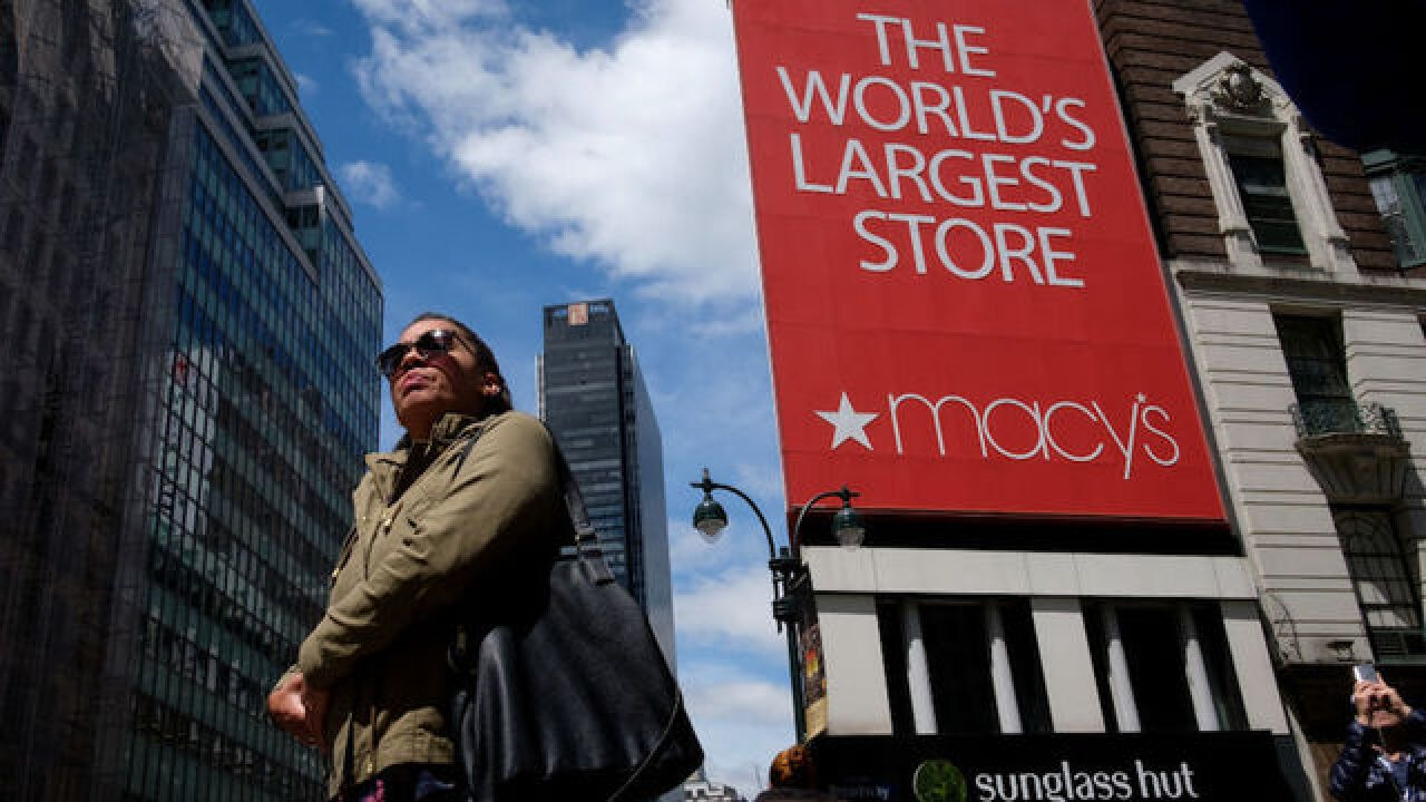 Macy's is back: Stock up on solid sales