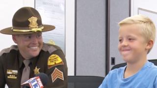 Utah Highway Patrol friendship