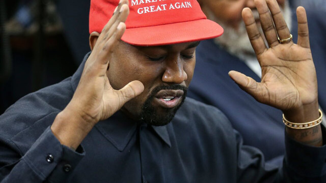After White House visit, Kanye West says he is distancing himself ...